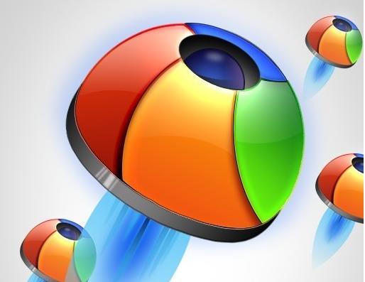 """Google Chrome đoạt """"á quân"""" tại Anh"""