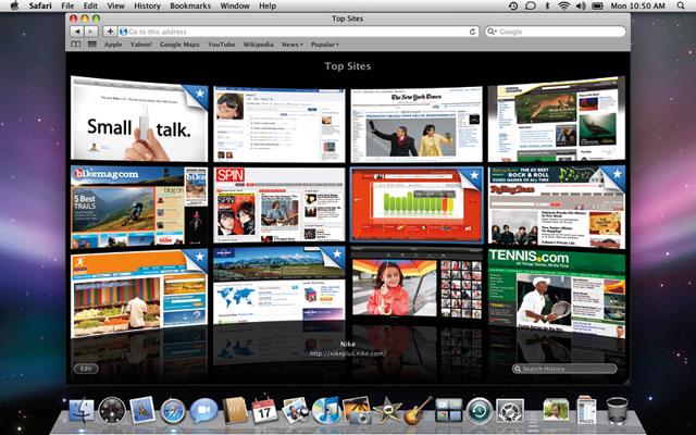 10 phím tắt Safari bạn nên biết