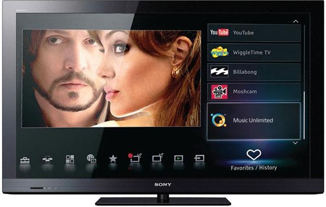 5 mẫu HDTV kỹ thuật số giá hời