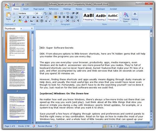 8 thủ thuật cho người mới dùng Microsoft Office