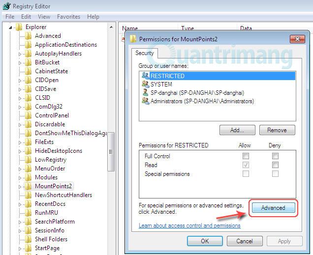 Ngăn chặn Autorun.inf xâm nhập máy tính thông qua USB