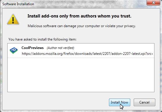 3 Add-ons giúp bạn xem trước hình ảnh thu nhỏ trong Firefox