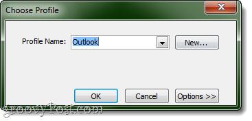 Hướng dẫn export Windows Live Mail tới Outlook 2010