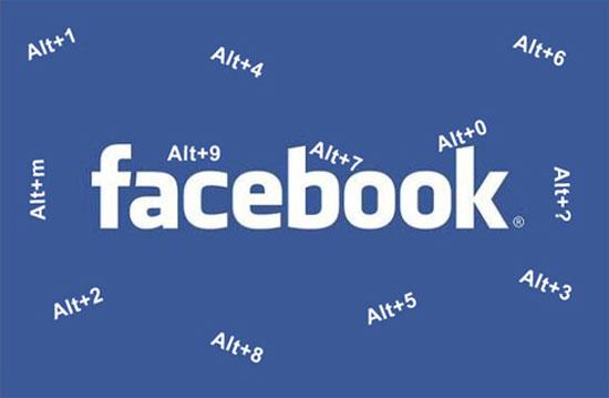 Loạt phím tắt dành cho tín đồ Facebook