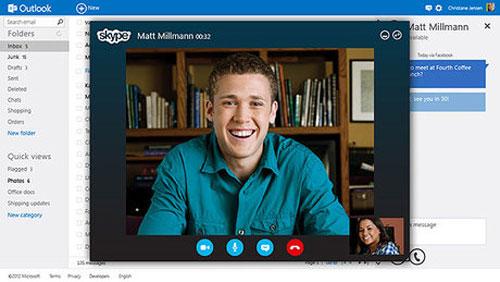 Microsoft ra mắt Outlook.com để thách thức Gmail