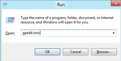 Chạy ứng dụng bằng tài khoản người dùng khác trên Windows 8