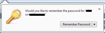 Lấy lại mật khẩu đã lưu trên Firefox và Chrome