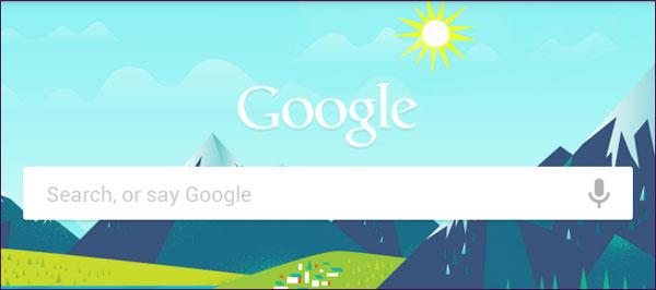 Cấu hình và sử dụng Google Now trên Android
