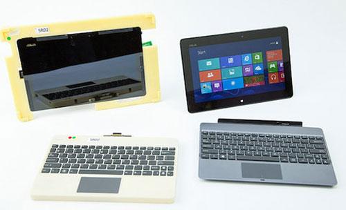 Microsoft công bố yêu cầu về máy tính Windows RT