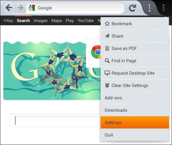 Hình ảnh Xóa lược sử duyệt Web trên thiết bị Android số 8
