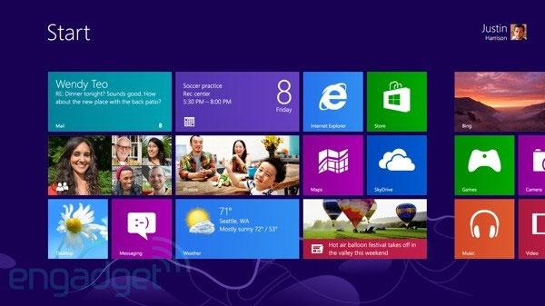 Windows 8 RTM có gì mới?