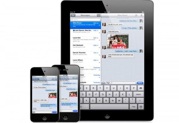Apple khuyên dùng iMessage để bảo mật tin nhắn