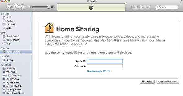 Hướng dẫn sao chép file trên iTunes