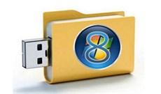 Hướng dẫn tạo ổ USB flash cài đặt Windows 8