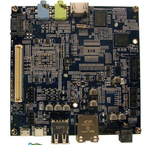 Intel phát triển máy tính nguồn mở giá rẻ