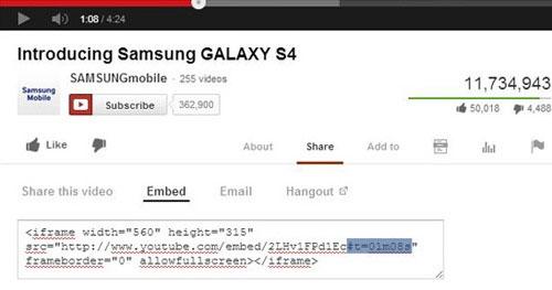 Thủ thuật hữu dụng trên YouTube