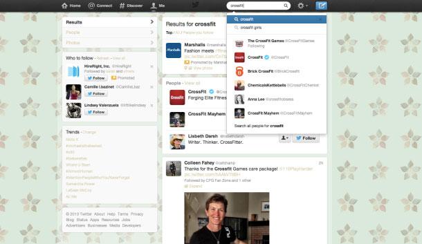 Twitter nâng cấp công cụ tìm kiếm nhằm giữ chân người dùng