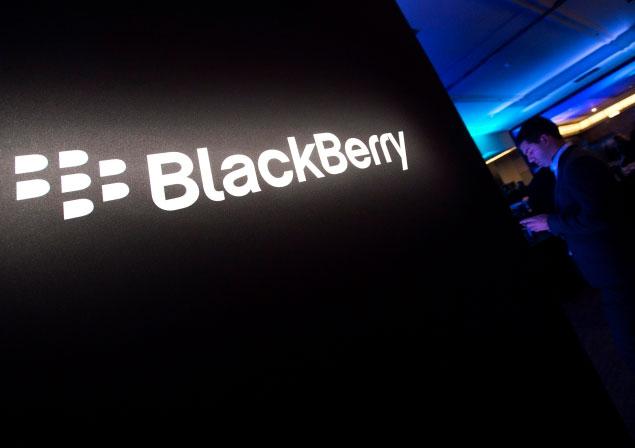 Thêm 3 quan chức cao cấp phải chia tay BlackBerry