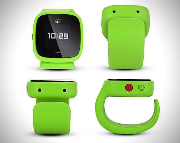 Filip GPS Locator Smart Watch - Đồng hồ thông minh dành cho trẻ em