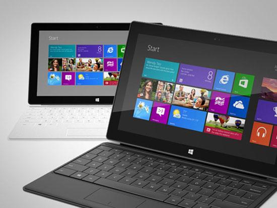 Bộ đôi Surface có bản cập nhật mới