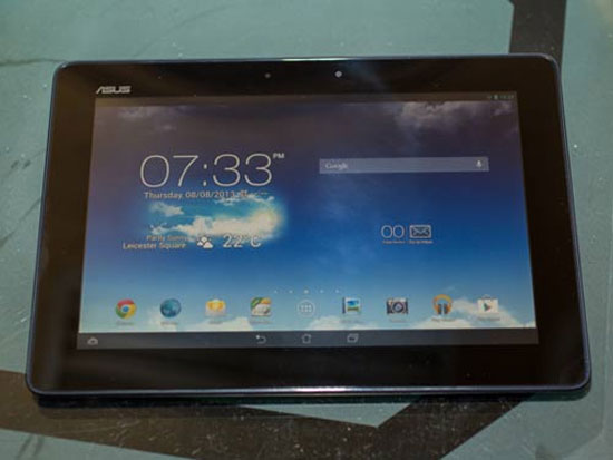 Loạt tablet MemoPad, FonePad HD lộ diện