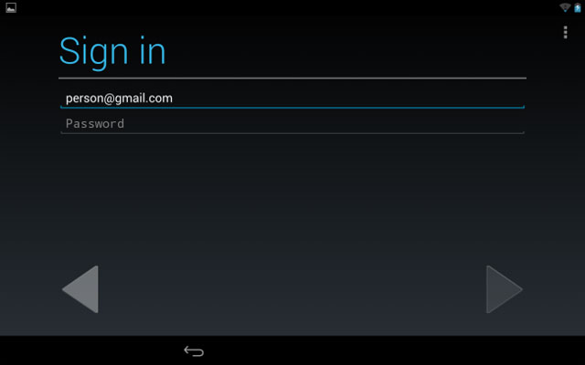 Chia sẻ tablet Android và giữ gìn sự riêng tư