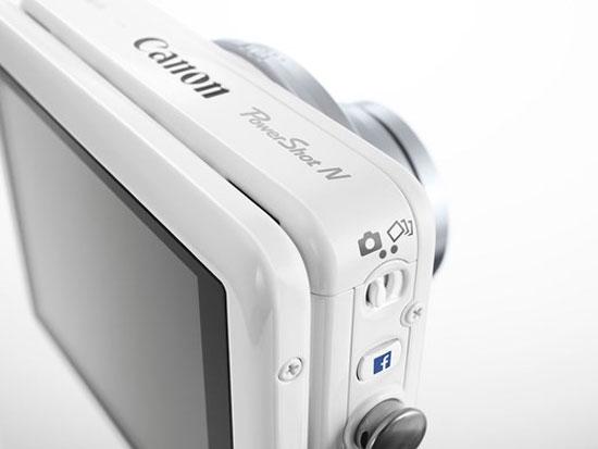 """""""Máy ảnh Instagram"""" của Canon thêm phiên bản Facebook"""