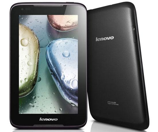 Lenovo tung ra hai tablet Android giá hấp dẫn tại Việt Nam