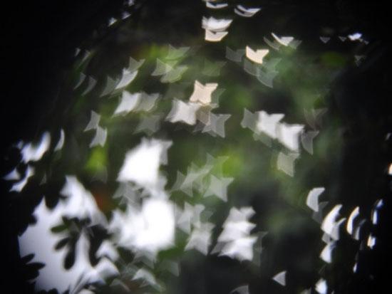 Tự tạo hình dạng bokeh trong ảnh chụp theo sở thích