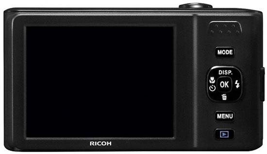 Ricoh HZ15 - Máy ảnh nhỏ gọn với zoom quang 15x