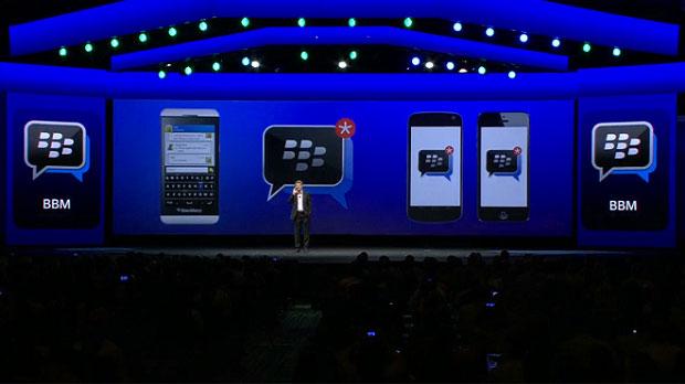 BlackBerry muốn tách BBM thành công ty riêng