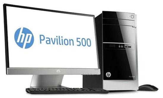 HP ra mắt máy tính để bàn tích hợp Wi-Fi