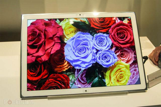 Panasonic sẽ trình làng tablet 20 inch 4K tại IFA 2013
