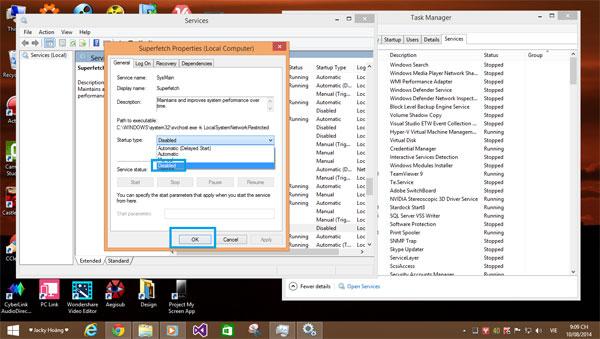 5 bước để sửa lỗi Full Disk 100% trên Windows