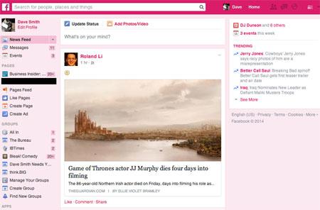 Cách đổi Màu Nền Trang Facebook Quantrimangcom