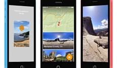 Google cung cấp ứng dụng chụp ảnh panorama 360 độ cho iPhone