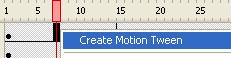 Macromedia Flash - Hiệu ứng ảnh kèm âm thanh