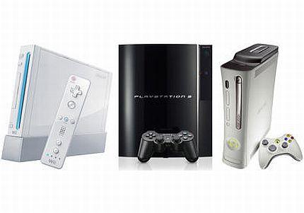 Xbox 360 обошел по продажам Wii и DS