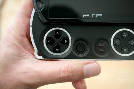 Hình ảnh đập hộp PSP Go - Quantrimang com