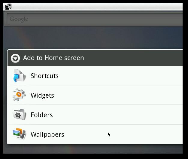 Chạy Android trên Netbook hoặc Desktop