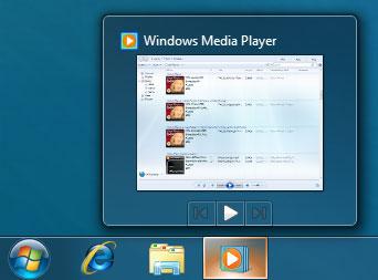 Phục hồi icon bị mất  trong Windows 7 Taskbar