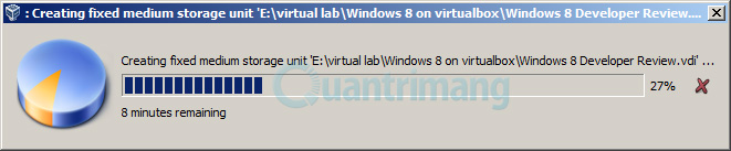 Blog.ToanInfo.Com - Install Windows 8 on VirtualBox Start