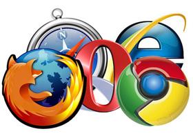 Sử dụng Chrome hoặc IE trực tiếp từ Firefox