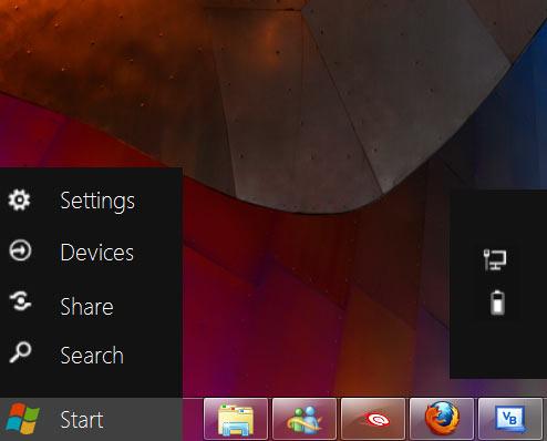 Trở lại giao diện Windows 7 từ Windows 8