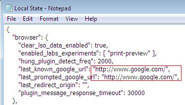 Thiết lập tìm kiếm Google.com cố định theo quốc gia