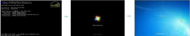 Microsoft tiết lộ tốc độ khởi động Windows 8