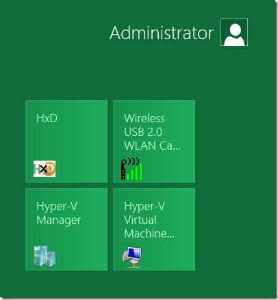 Chức năng Hyper-V Virtual Machine Connection và Hyper-V Manager