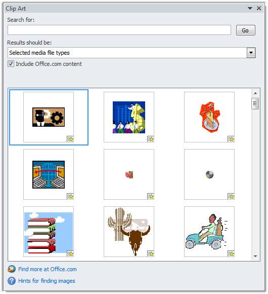 Thủ thuật đối với âm thanh và video trong Microsoft PowerPoint 2010