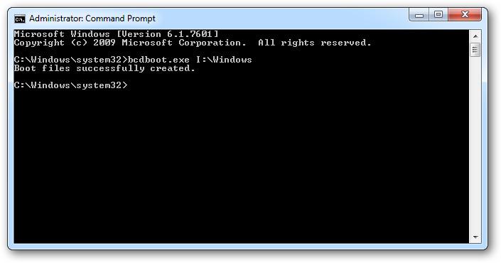 Tạo hệ thống dualboot với Windows 7 và 8 sử dụng VHD