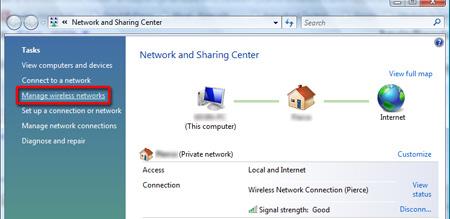 """В появившемся списке найдите VPN-подключение  """"ГЛАВСЕТЬ Интернет """",подключите VPN соединение, щелкнув по нему два раза..."""